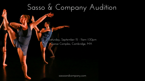 Sasso & Company Audition FB