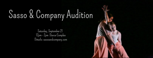 Sasso & Company Audition FB Cover